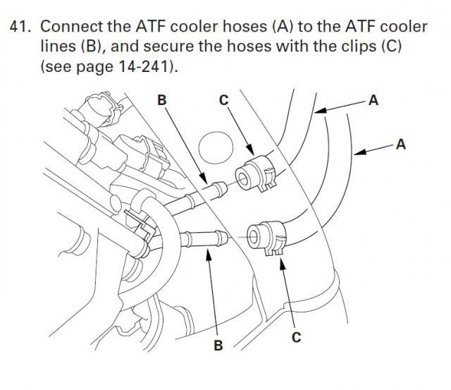 trans fluid flow direction - page 2