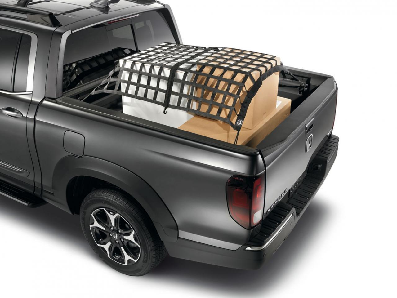 Name 2017 ridgeline ext acc trunk cargo net
