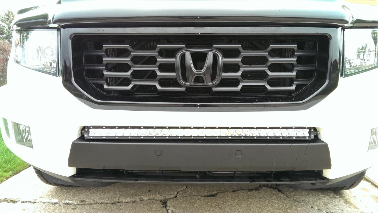 30 led light bar in front bumper 09 14 rl honda ridgeline name led 1g views 2881 size 1181 kb mozeypictures Gallery