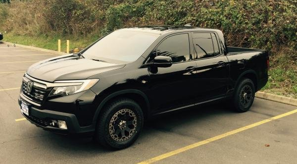 Showcase cover image for Ridgeline Black Edition