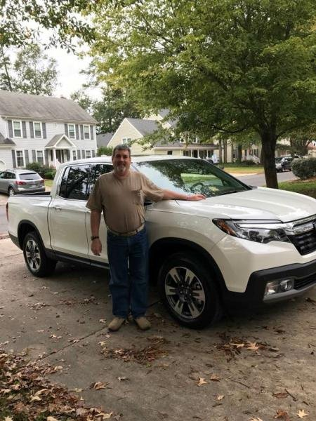 Showcase cover image for sdbcerda's 2017 Honda Ridgeline RTL-E