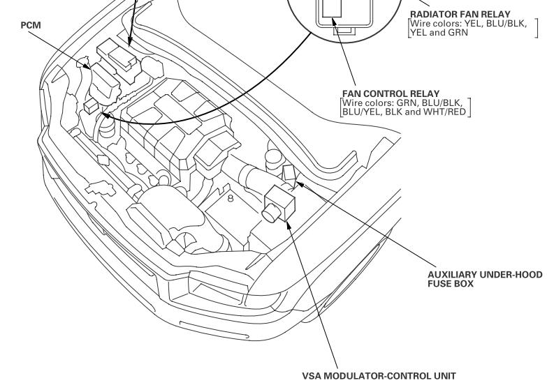 Vsa Modulator Honda Ridgeline Owners Club Forums