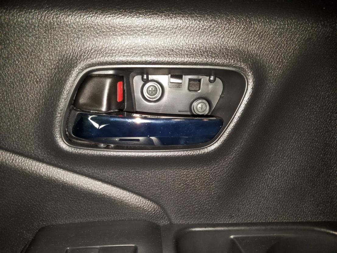 Rear Door Modification to increase opening | Honda Ridgeline