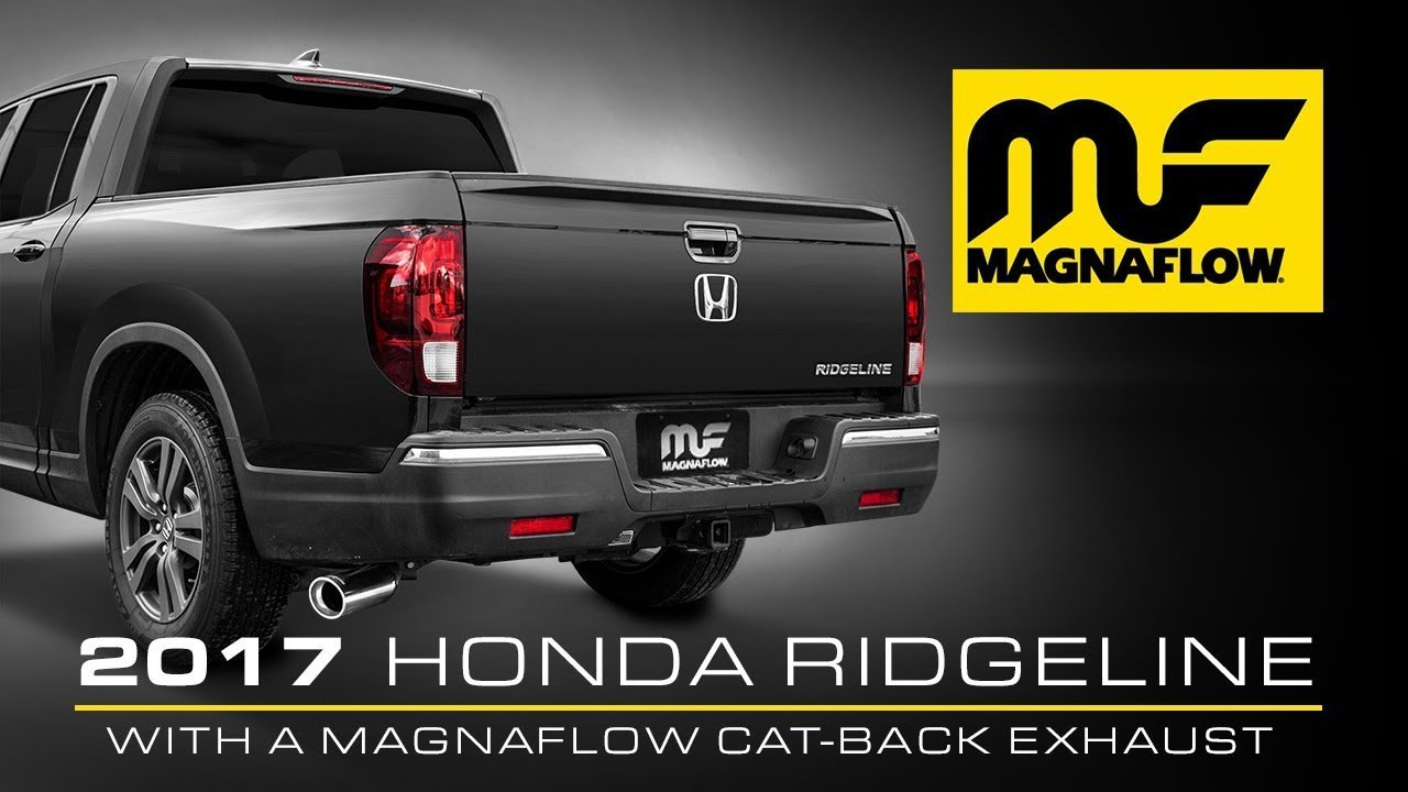 Aftermarket Exhaust System | Page 2 | Honda Ridgeline Owners