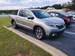 New owner of 2019 Honda Ridgeline RTL-T