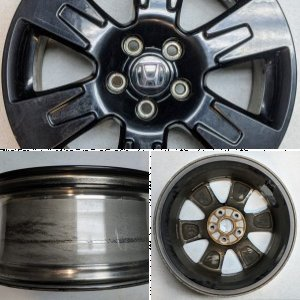 Honda Ridgeline Wheels