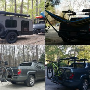 2012 Honda Ridgeline Rack(s) & Accessories
